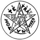 Pentacle 13 tetragrammaton 2 en 1