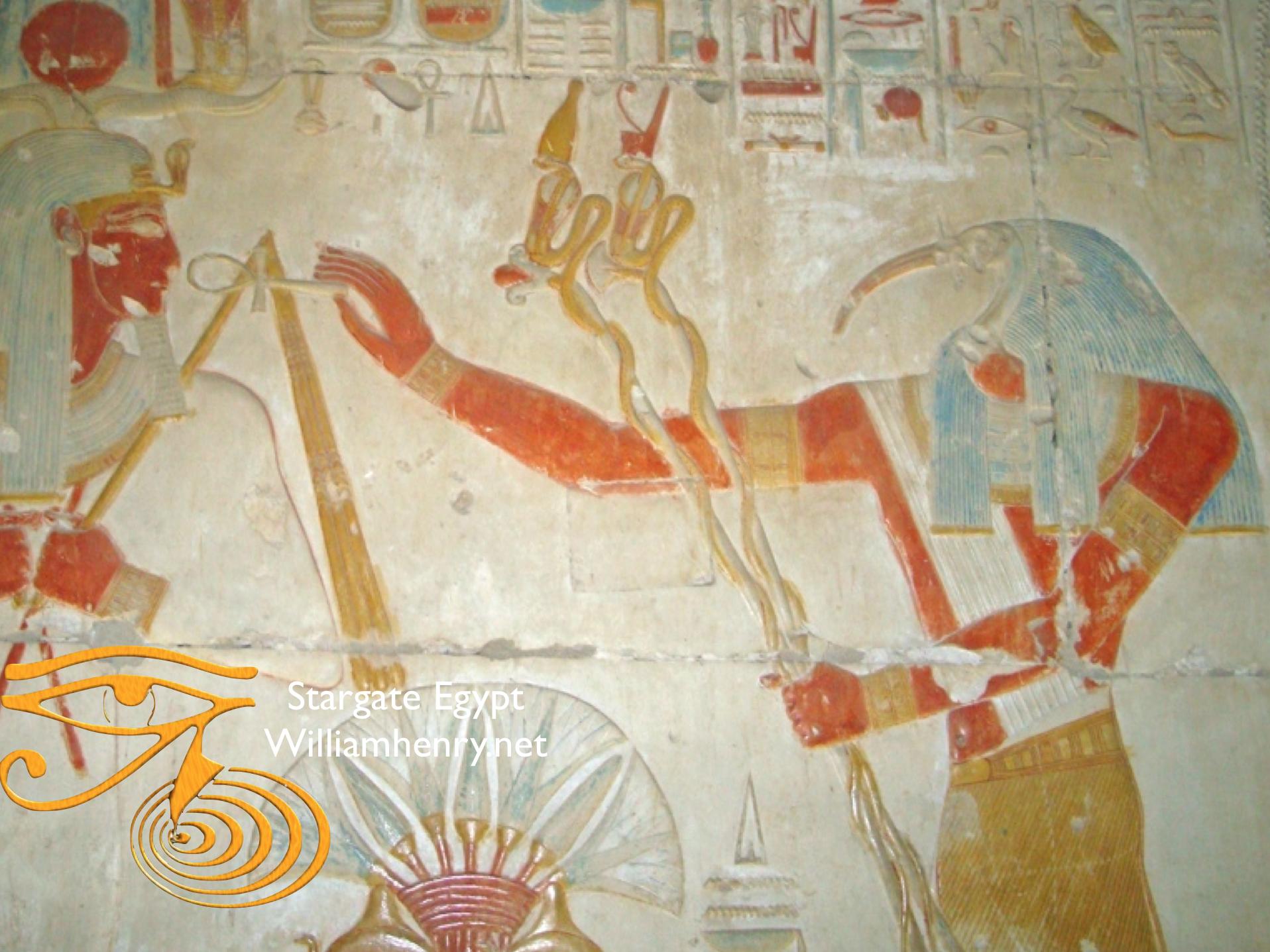 Série Vidéos Oeil Horus