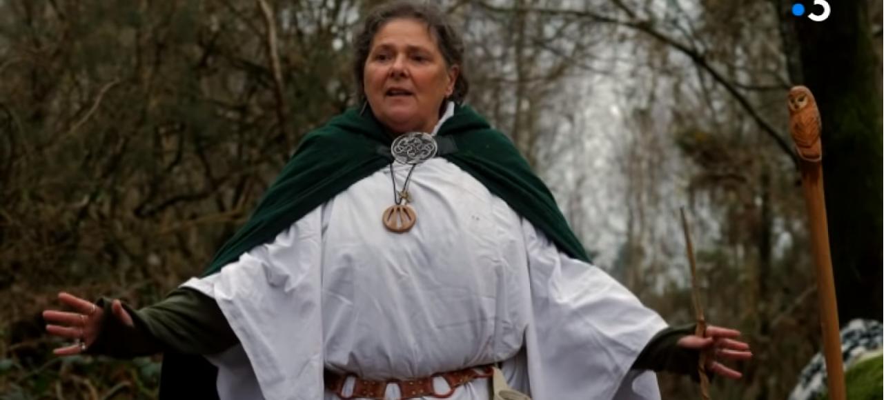 Druides : un documentaire de France 3 pour voir la vie d'une autre manière