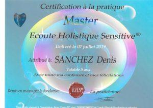 Denis-Sanchez-Diplome-Master-Ecoute-Holistique-Sensitive